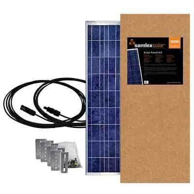 Ad Ebay Link Samlex America 150w Solar Panel Kit Ssp 150 Kit Solarpanels Solarenergy Solarpower Solargene In 2020 Solar Panel Kits Solar Energy Panels Solar Panels