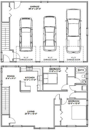 Pin On Garage Plans