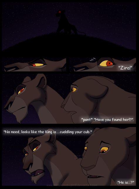 The Lion KIng - The Divine One Page 22 by MerlynsMidnight on DeviantArt