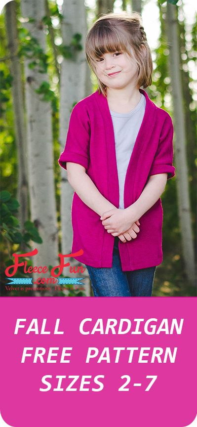 Fleece Fun - Sewing projects, sewing patterns free, sewing for ...