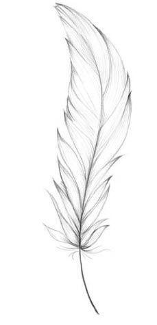 17++ Dessin de plume pour tatouage inspirations