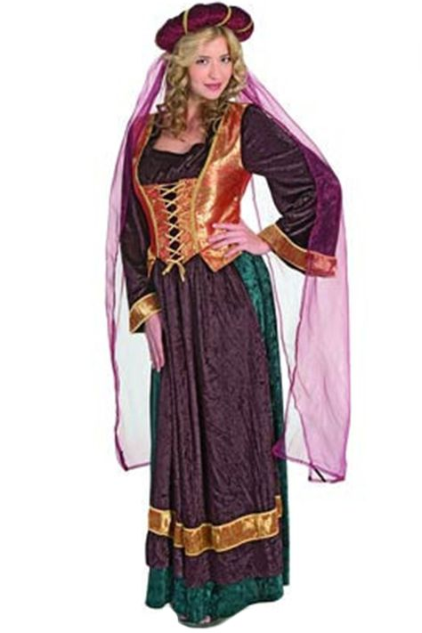 Medieval Womens Arabian Dancer Halloween Folk Costume #2014 #Cute #Halloween #Costumes #Fashion #Women #Diy #Homemade Creative #Cheap #Sexy Halloween Costumes For Teens. pinkqueen.com