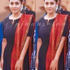 #Nayanthara from the set of #SyeRaaNarasimhaReddy  Credit :: @sdrs_666 💙💙