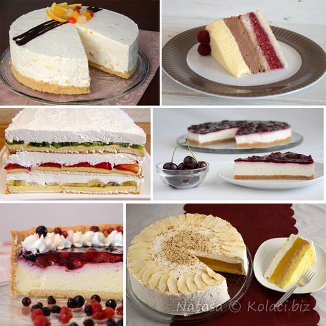 Pinterest vocne torte Vocne torte