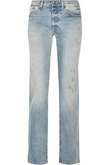 a13c75c8491e17 Classic distressed mid-rise boyfriend jeans | R13 | Sale up to 70% off |  THE OUTNET