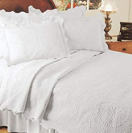All About Matelasse Bedspread 3 Bed Spreads Fine Linens Queen