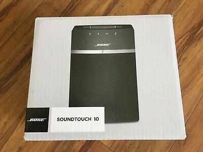Ad Ebay Link Bose Soundtouch 10 Wireless Speaker Factory