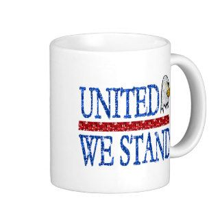 United We Stand Mugs, United We Stand Travel & Coffee Mug