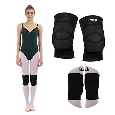 Advertisement Ebay Imucci Professional Protective Knee Pads 0 78 Inch Thick Sponge Anti Slip No Volleyball Knee Pads Basketball Knee Pads Dance Fashion