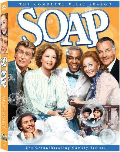 Soap: Season 1 (DVD) Pre-Owned