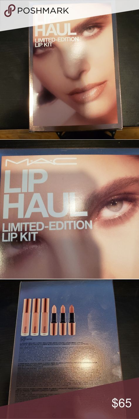 MAC Lip Haul Limited Edition Lip Kit