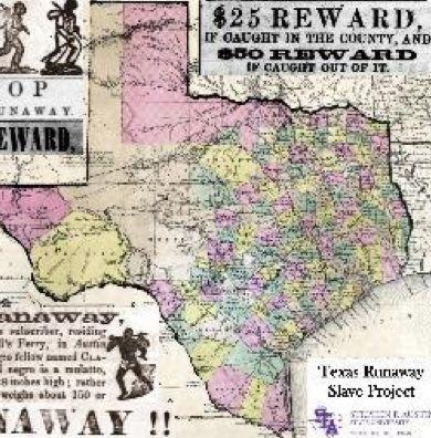 Texas Runaway Slave Project