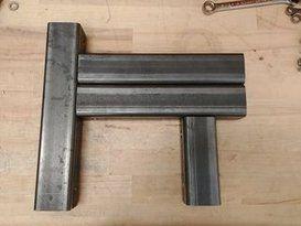 Bolt Together 2 X 72 Belt Grinder Belt Grinder Belt Grinder Plans Knife Making