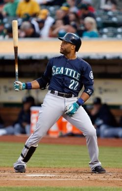 Seattle Mariners Robinson