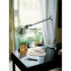 Tischleuchte Tolomeo Tavolo Artemide Designer De Lucchi Fassina 123 Cm Artemideartemide In 2020 Desk Lamp Design Desk Lamp Lamp Design
