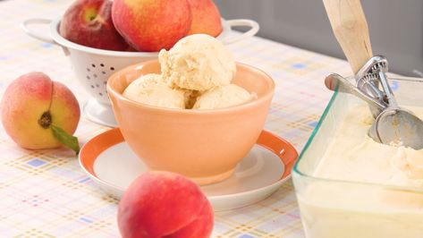 This homemade ice cream recipe is a Southern favorite.