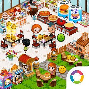 Cafeland Juego De Restaurante Apk Mod V2 0 0 Juegos Casuales