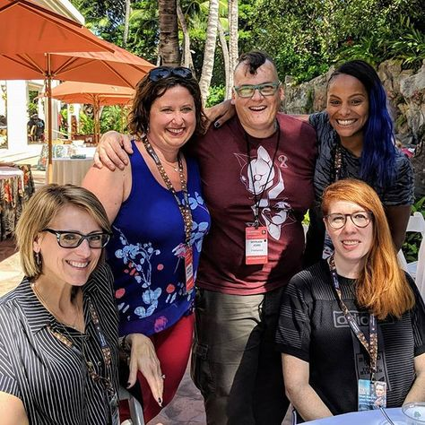 "Judie Lipsett Stanford on Instagram: ""Girl Power at the @qualcomm #SnapdragonSummit! #girlpower #maui #Hawaii"""