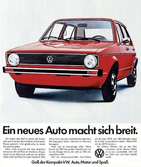 Unvergessene Motive Motive Unvergessene Werbung Volkswagen Best Classic Cars Old Classic Cars
