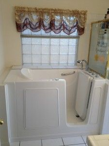 Our Latest Walk In Tub Installation For Mrs Behm Of La Walk In