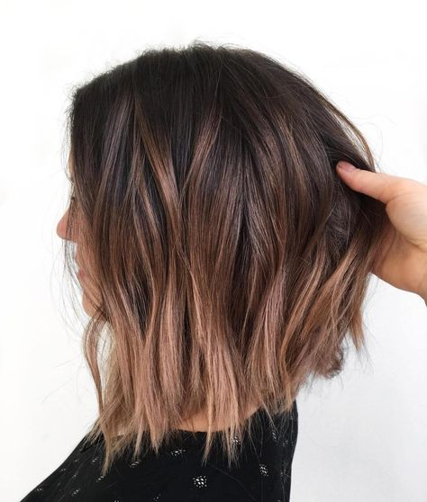 50 Luscious Long Bob Hairstyles - Hair Adviser <br> Ready to try a long bob haircut? See how you can keep the length you love and be trendy too! Long Bob Haircuts, Long Bob Hairstyles, Trending Hairstyles, Popular Hairstyles, Bridal Hairstyles, Indian Hairstyles, School Hairstyles, Bob Hairstyles Brunette, Woman Hairstyles