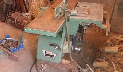 Renovation Combine Lurem C260 Par Camema Perceuse Combine Bois Mortaiseuse
