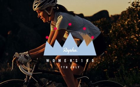 Racing is encouraging us women to get out there for the Rapha Women s 100  on July Come join me for training eea1dcc19