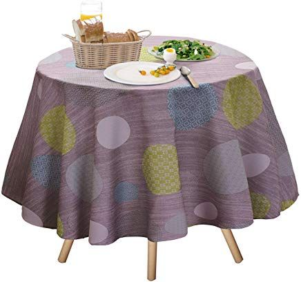 Super Jiater Elegant Printed Table Cloth Spillproof Polyester Bralicious Painted Fabric Chair Ideas Braliciousco