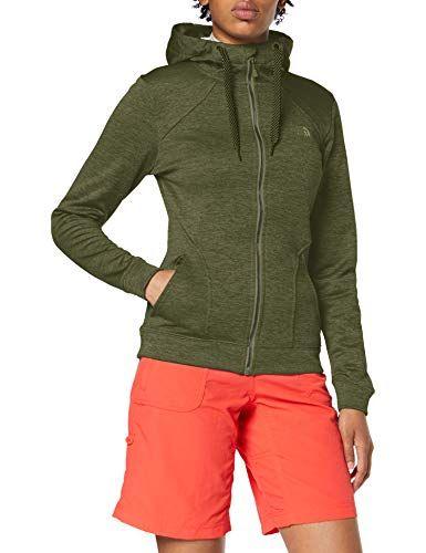 North Face Women's Kutum Full Zip Hoody