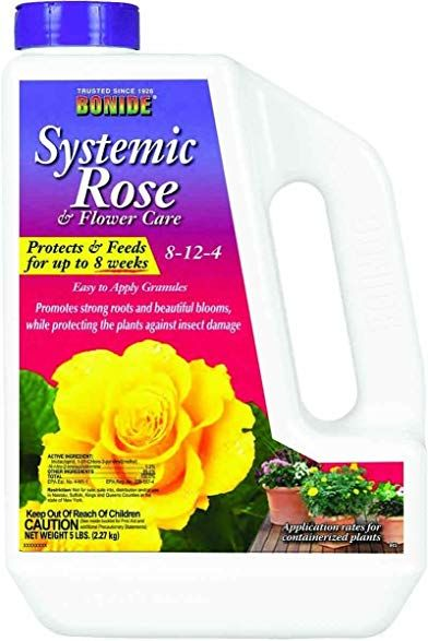 Imidacloprid Insecticide 8 12 4 Fertilizer Systemic Rose And