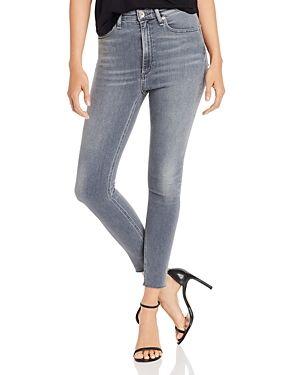 Rag Bone Jane Super High Rise Skinny Jeans In Dexter In 2020 High Rise Skinny Jeans Clothes Skinny Jeans