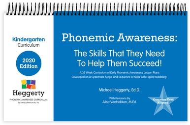 Heggerty Phonics Curriculum