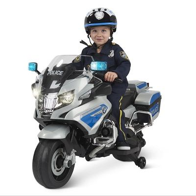 The Ride On Bmw Police Motorcycle Your Kids Ride On Modeled After A Bmw Authority Motorcycle Indian Motorcycle Kids Motorcycle Vintage Indian Motorcycles