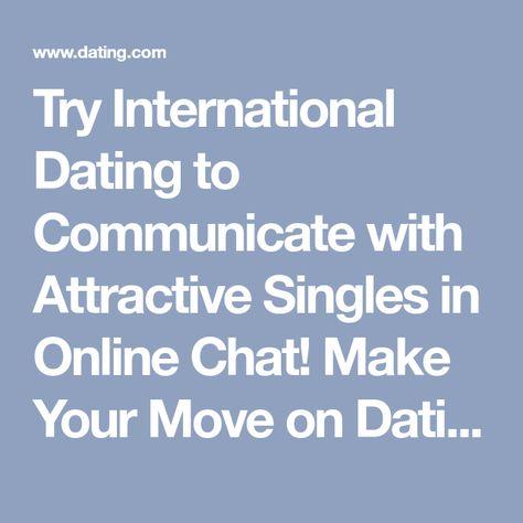 Internationaler chat und dating