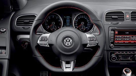 Volkswagen Golf Gti Dashboard Wallpaper Volkswagen Volkswagen Car Gti