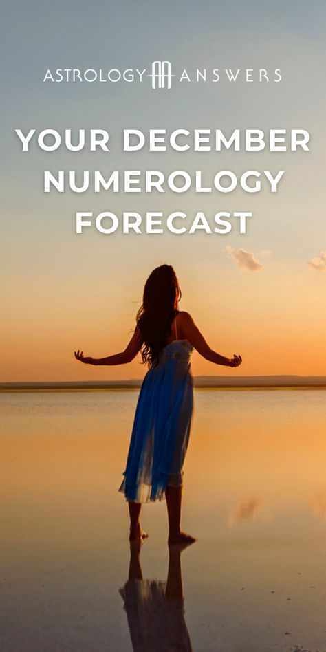 December 2020, a 7 Universal Month, could have the biggest plot twist of 2020 yet. ✨ What does December have in store for you, based on your numerological #PersonalMonth number? Featured from @numerologistcom. #numerology #numerologyforecast #decembernumerology #astrology #astrologyanswers