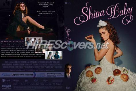 DVD Cover Custom DVD covers BluRay label movie art - DVD CUSTOM Covers - S / Shiva Baby (2020)