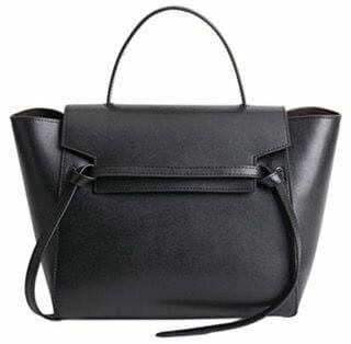 black celine belt bag dupe   designer handbag dupes   celine bag dupes
