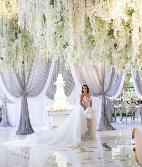 Luxury Southern California All White Wedding Ideas Weddingtips
