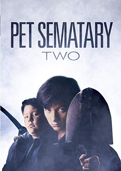 Pet Sematary Two Dvd 4 99 At Amazon Com Pet Sematary Pets Edward Furlong
