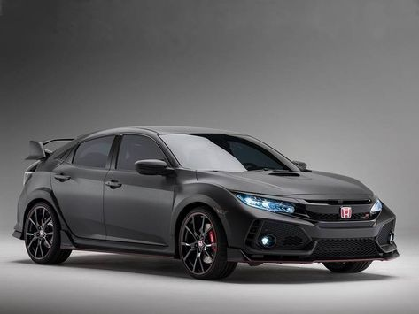 Honda Configurator and Price List for the New Civic Type R