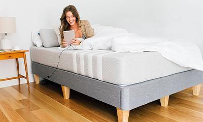 Memory Foam Mattress Cooling Supportive Comfortable Leesa In 2020 Leesa Mattress Mattress Memory Foam Mattress