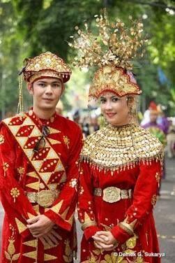 Baju Adat Pulau Jawa