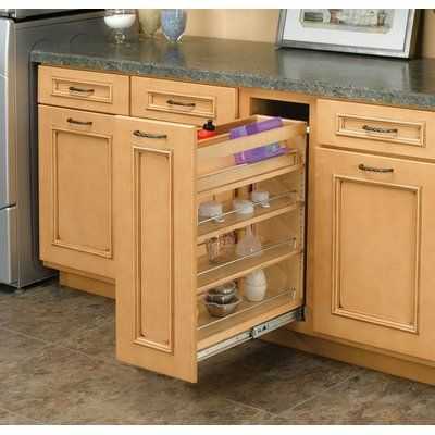 Pull Out Pantry Base Cabinets Kitchen Cabinets Pull Out Pantry