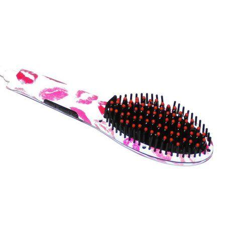 Beauty Hair Brush Straightener Detangling Hair Brush Hair Brush