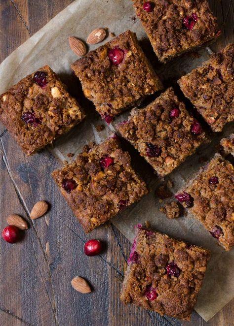 Cranberry Nut Coffee Cake Recipe Recipe Coffee Cake Coffee Cake Recipes Coffee Cake Bundt