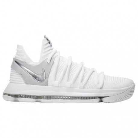 competitive price 2838b 93605 Nike KD X-Men's-Basketball-Shoes-Durant, Kevin-White/Chrome ...