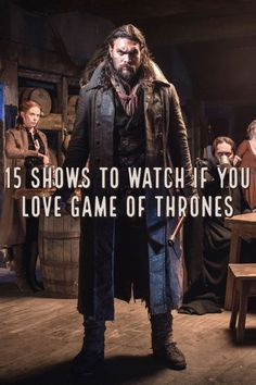 15 Shows To Watch If You Loved Game Of Thrones Tv Series To Watch Fantasy Series Netflix Tv Shows