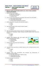 Soal Uas Kelas 4 Tema 4 : kelas, Kelas, Lengkap, Dengan, Kuncijawaban, Cute766
