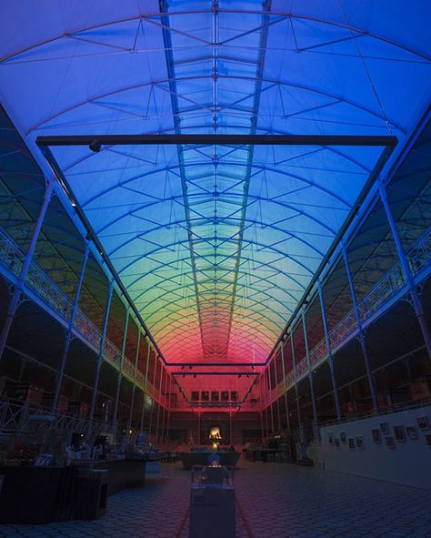 The V A Museum Invited Dha Designs To Propose New Lighting